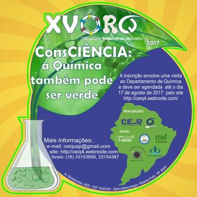 Resultado de imagem para ORQ CEIQ 2017