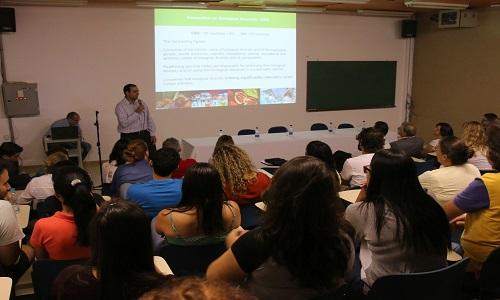 Workshop Marco Regulatório da Biodiversidade Brasileira realizado na UFSCar em 2/12/2016