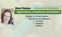 CERSusChem offers course at UFSCar on the applications of sustainable chemistry in academia and industry