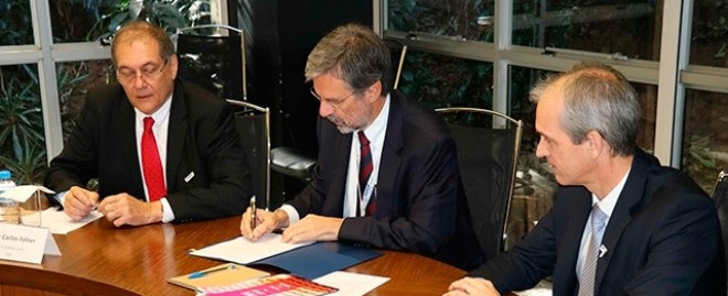FAPESP, GlaxoSmithKline Brazil (GSK) and Biominas Brasil have signed a cooperation agreement to support innovative research on health science