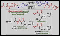 Sonochemistry in organocatalytic enamine-azide [3 2] cycloadditions: A rapid alternative for the synthesis of 1,2,3-triazoyl carboxamides